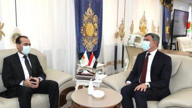 Photo of وزارة النفط العراقية تكذب الوكالة الرسمية بشأن استيراد الغاز السوري