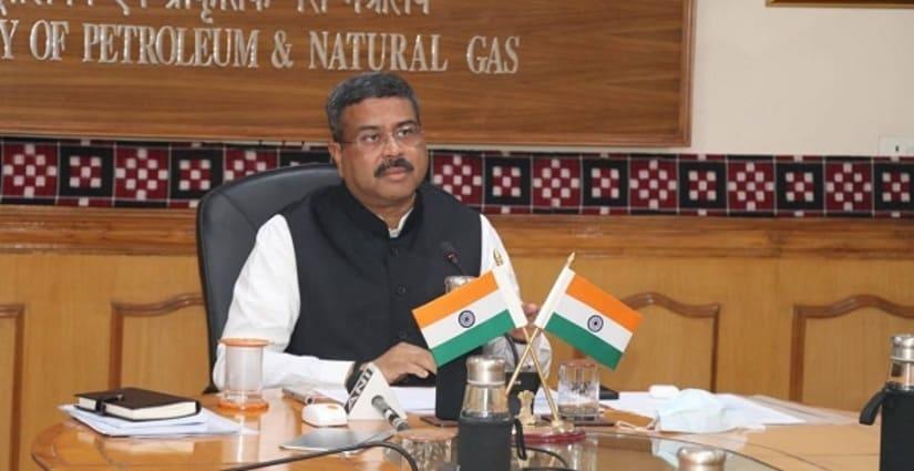 وزير النفط الهندي - الهند- الهيدروجين في الهند