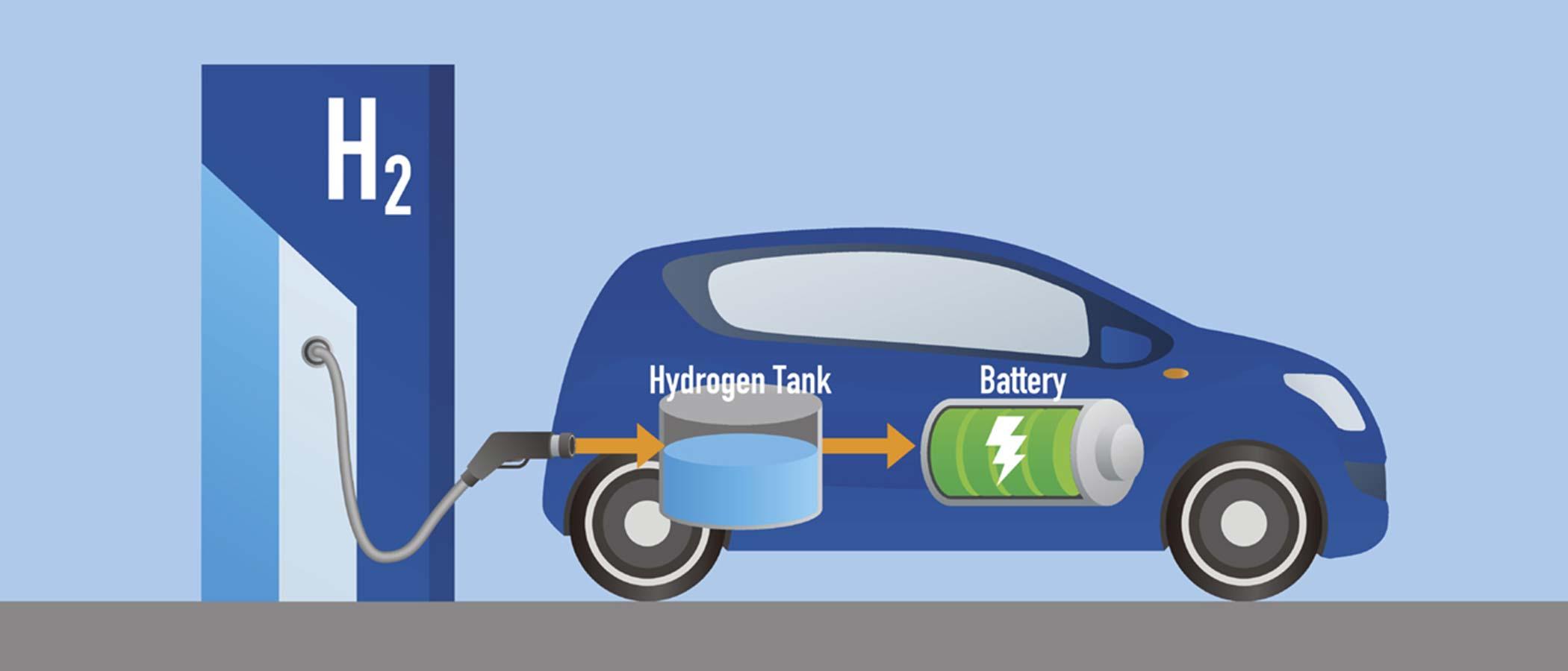 - الهيدروجين - سيارات الهيدروجين