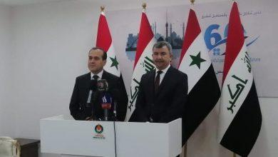 Photo of اتفاق وشيك لتزويد العراق بالغاز السوري