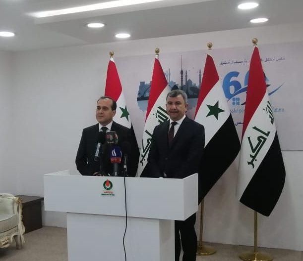 العراق - سوريا - الغاز السوري