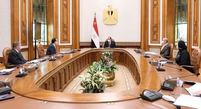 مصر - السيارات الكهربائية - السيسي