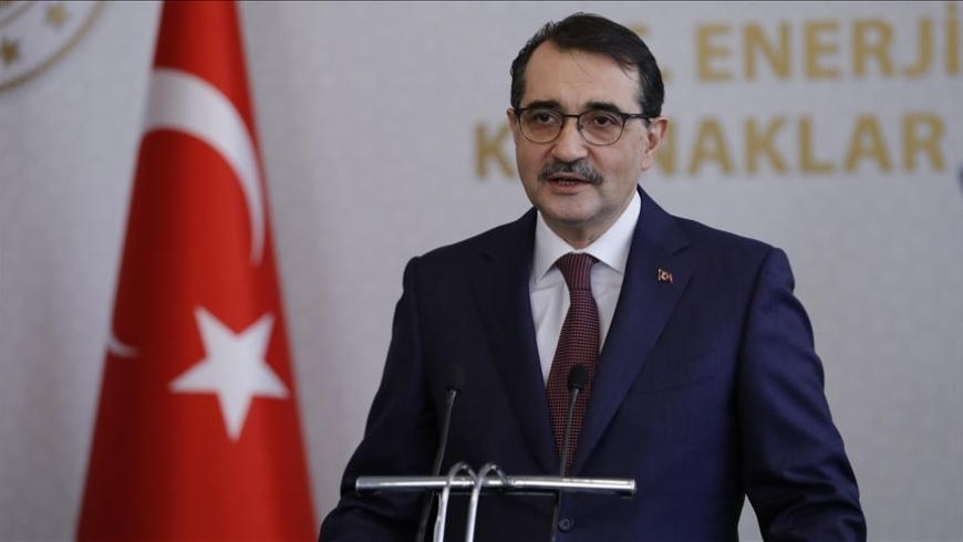 وزير الطاقة التركي فاتح دونماز
