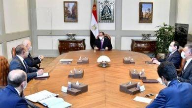 Photo of الرئيس المصري يبحث زيادة استثمارات إيني في النفط والغاز