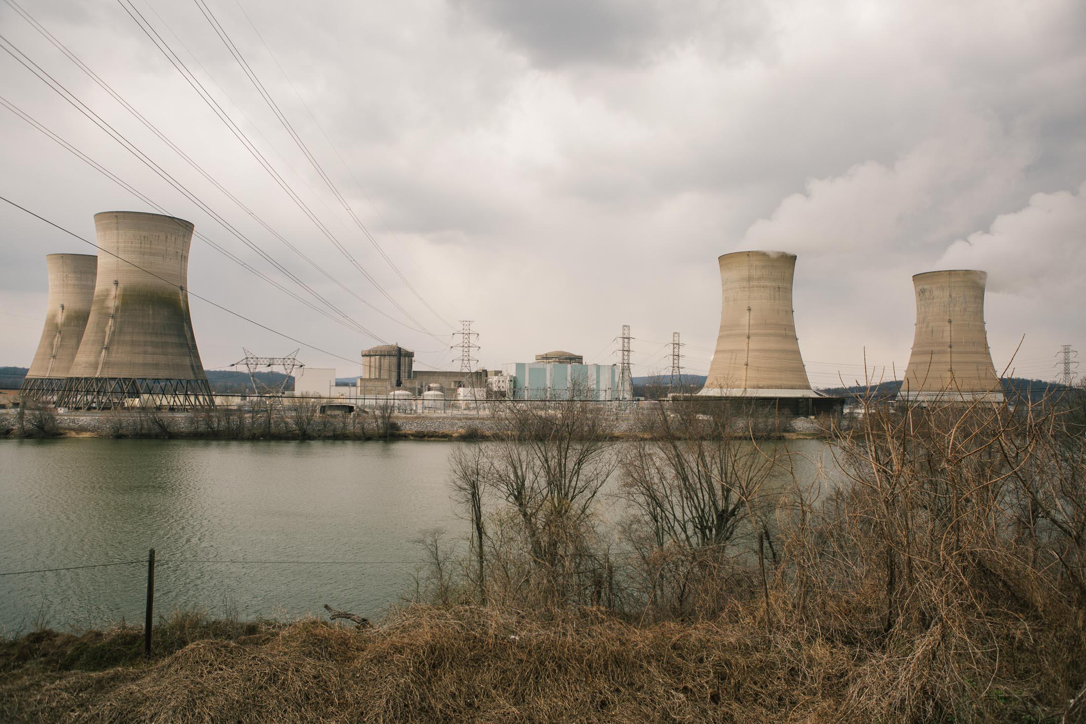 الطاقة النووية - المفاعلات النووية