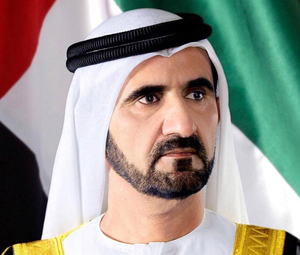 محمد بن راشد يشار كفي قمة بايدن للمناخ