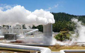محطة لإنتاج الكهرباء من الطاقة الحرارية - أرشيفية