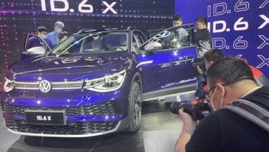 "Photo of معرض شنغهاي للسيارات.. فولكس فاغن تأمل رفع حصتها ""الكهربائية"" في الصين"