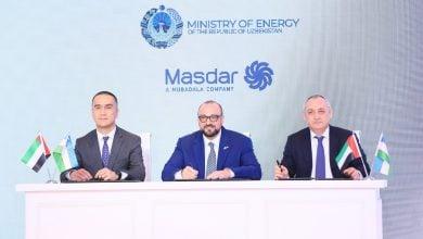 Photo of مصدر الإماراتية تدشن أول محطة طاقة رياح في أوزبكستان