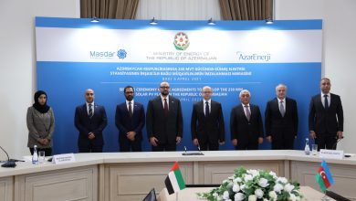 Photo of مصدر الإماراتية تتوسع باستثمارات الطاقة الشمسية في أذربيجان
