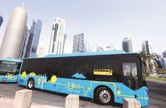 Photo of قطر تعلن عن خطوة جديدة للحد من عوادم المركبات والانبعاثات الكربونية