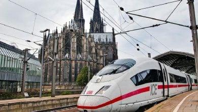 Photo of اتفاقية لتزويد قطارات ألمانيا بكهرباء مولدة من الرياح البحرية