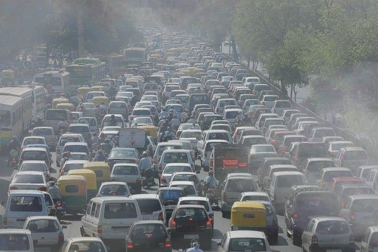 العاصمة الهندية نيودلهي