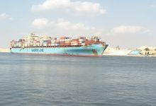 Photo of قناة السويس.. اكتمال عبور كافة السفن المنتظرة منذ جنوح إيفر جيفن