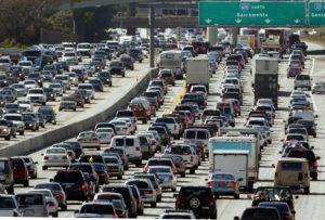خفض الانبعاثات في وسائل النقل