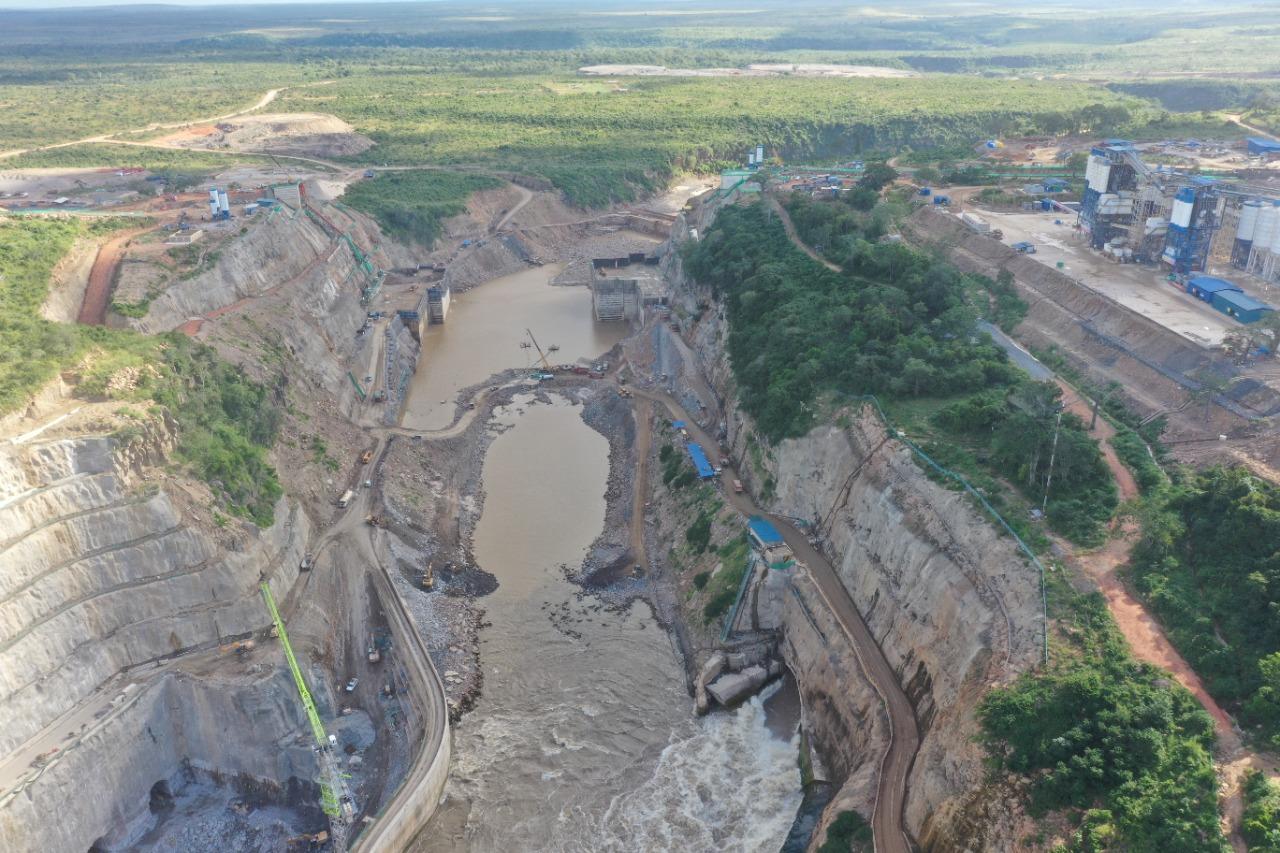 سد تنزانيا