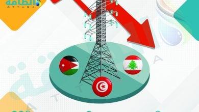 Photo of الكهرباء في لبنان والأردن وتونس.. آمال كبيرة تتحطم على صخرة الإمكانات