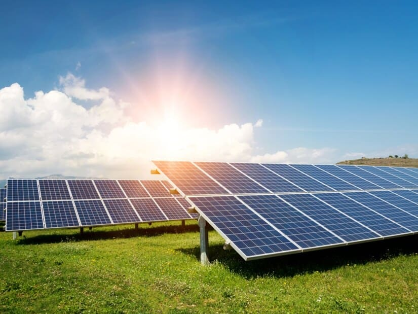 الطاقة المتجددة - الطاقة الشمسية