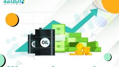 Photo of إدارة معلومات الطاقة ترفع توقعاتها لأسعار النفط بنحو 5% خلال 2021