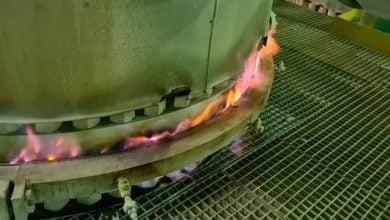 Photo of سرت الليبية تسيطر على حريق بوحدة إنتاج البخار بمصنع الأمونيا