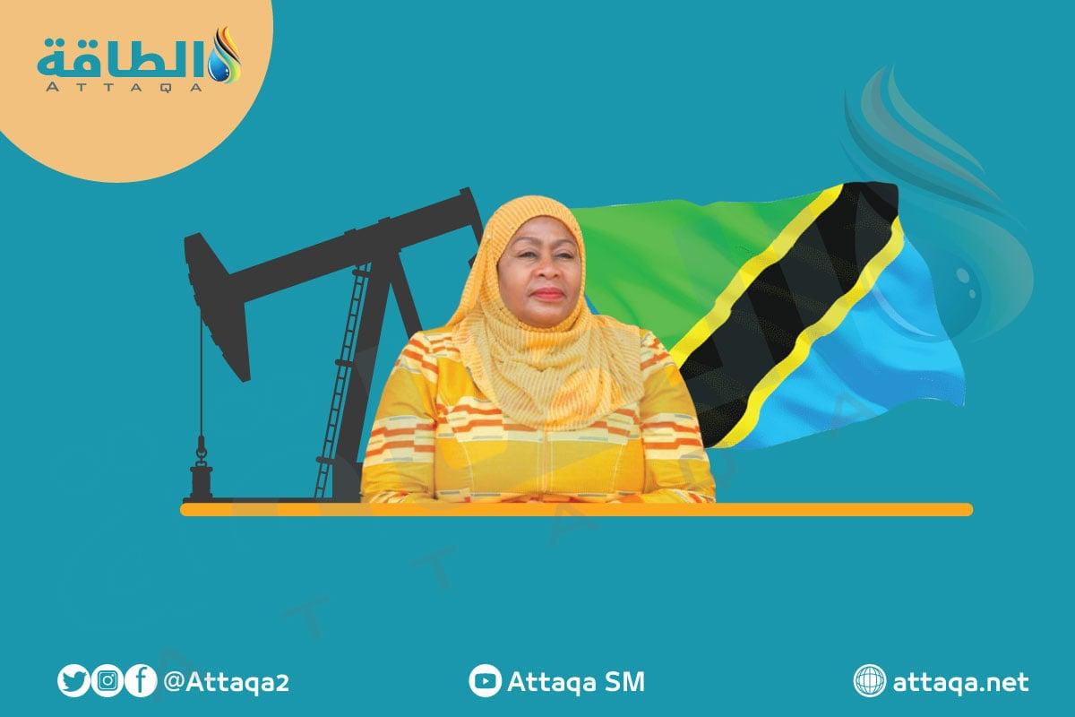 تنزانيا - قطاع النفط والغاز