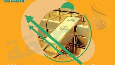 Photo of أسعار الذهب تصعد 9 دولارات مع ضعف العملة الأميركية