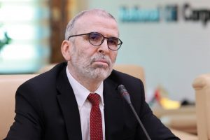 رئيس المؤسسة الوطنية للنفط مصطفى صنع الله