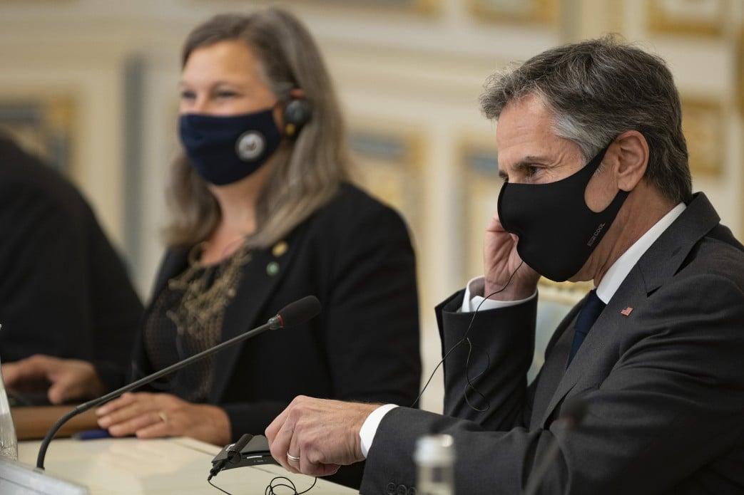 نافتوغاز تصدر مباحثات وزير الخارجية الأميركي