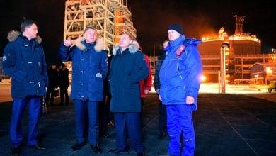 Photo of بوتين يراهن على دور الغاز المسال لإزالة الكربون في أوروبا