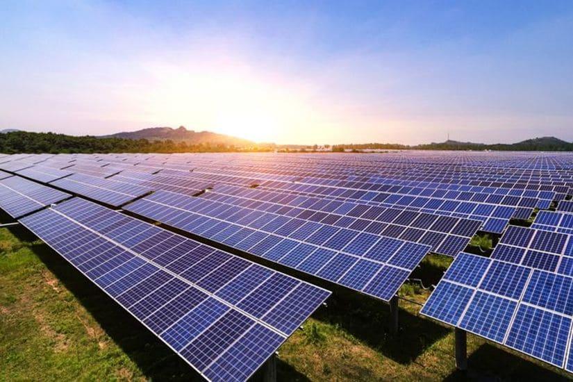 تراجع الطاقة الشمسية