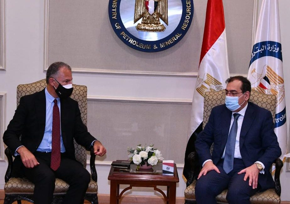 قطاع النفط المصري