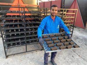 إنتاج الفحم