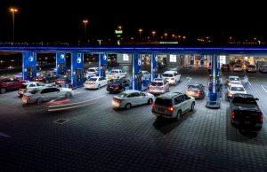 محطة لأدنوك - الصورة من وكالة أنباء الإمارات مايو 2021