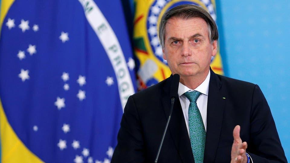 أزمة الجفاف - غابات الأمازون - الرئيس جايير بولسونارو
