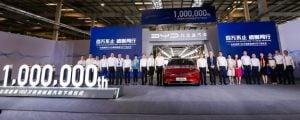 سيارات بي واي دي الصينية