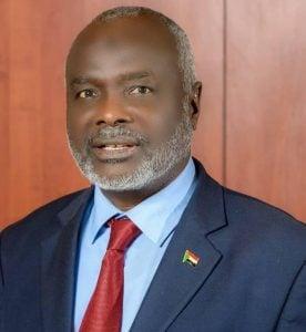 مؤتمر باريس - وزير المالية السوداني