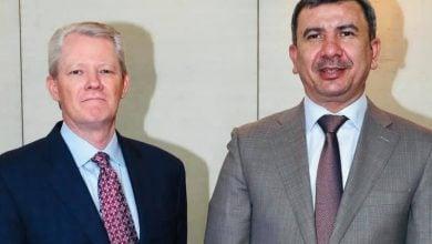 Photo of وزير النفط العراقي يبحث مع إكسون موبيل التوسع في الطاقة النظيفة