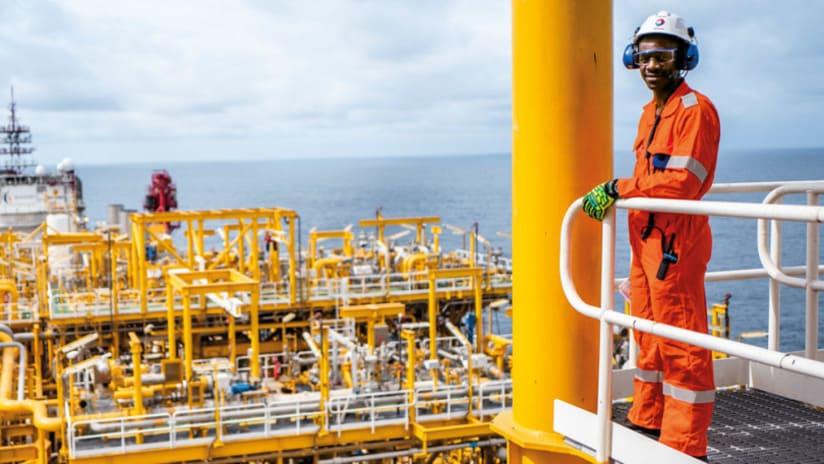 مشروع الغاز المسال- توتال- بابوا غينيا الجديدة