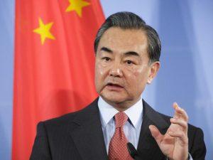 محادثات فيينا + وزير خارجية الصين وانغ يي