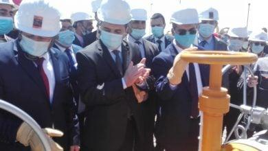 Photo of الجزائر تدشن المرحلة الثانية من خط تصدير الغاز إلى أوروبا