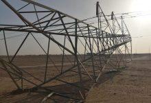 Photo of تفجيرات بعبوات ناسفة تستهدف خطوط نقل الكهرباء في العراق (صور)
