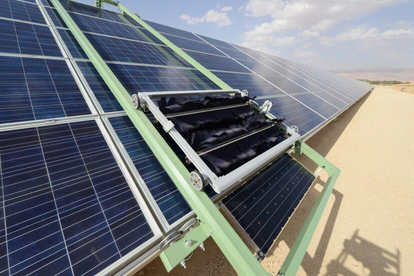 شراكة بين إسرائيل والهند والإمارات في الطاقة الشمسية