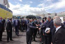 """Photo of """"طولقة"""".. الجزائر تضم سفينة جديدة إلى أسطول تسويق النفط (صور)"""