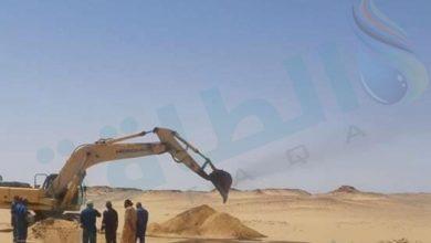Photo of السيطرة على تسرب نفطي في حقل الواحة الليبي