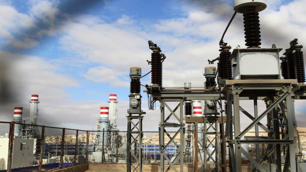 انقطاع الكهرباء في الأردن