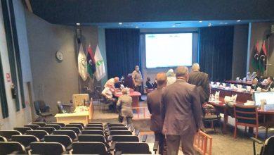 Photo of انطلاق أعمال مؤتمر التقنية الرقمية لقطاع النفط في بنغازي الليبية