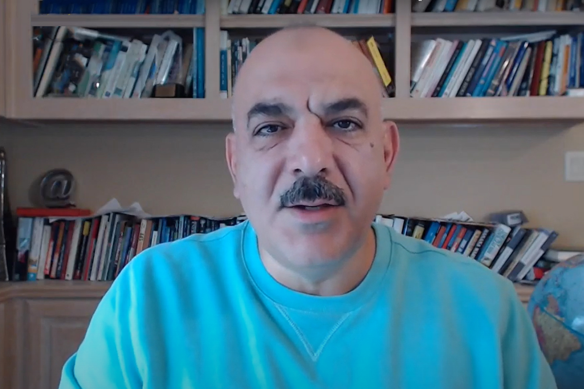 الدكتور أنس الحجي مستشار تحرير منصة الطاقة