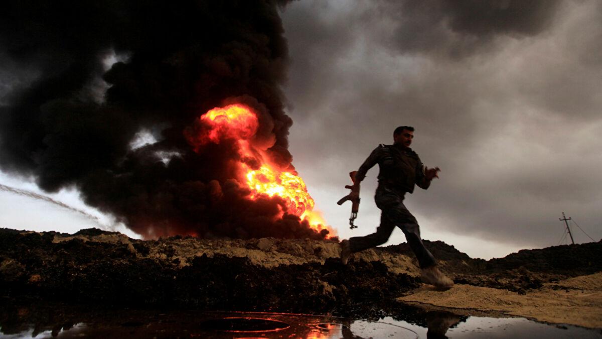 هجوم على أحد حقول النفط العراقية (أرشيفية)