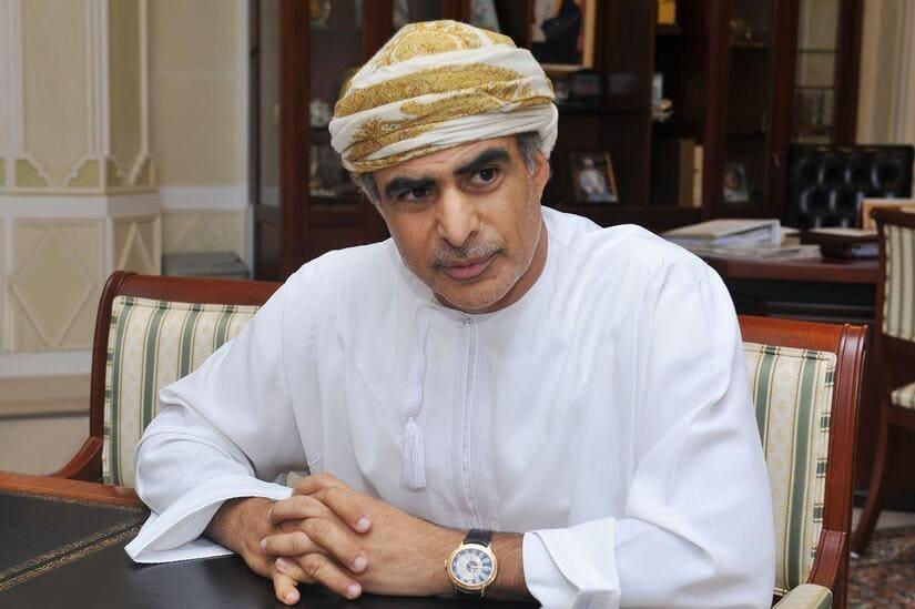 وزير الطاقة والمعادن في سلطنة عمان