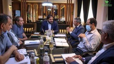 """Photo of شركة الخليج العربي الليبية تطور بئر """"جي إن سي4"""" في منطقة الحمادة"""